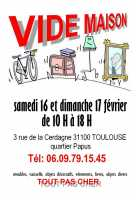Vide maison 16 17 f vrier toulouse toulouse vide maison 31 - Vide dressing haute garonne ...