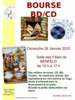 Bourse BD CD
