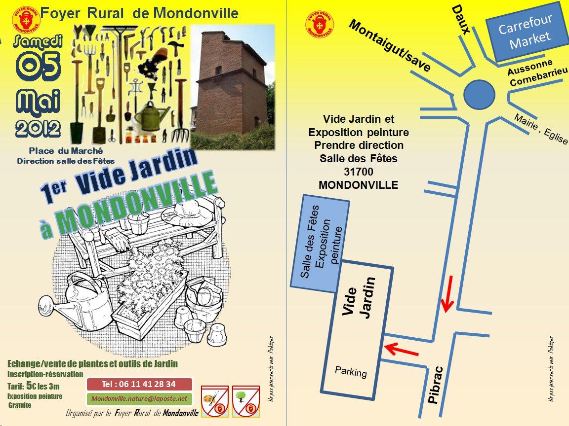 MONDONVILLE à Mondonville Vide jardins 31