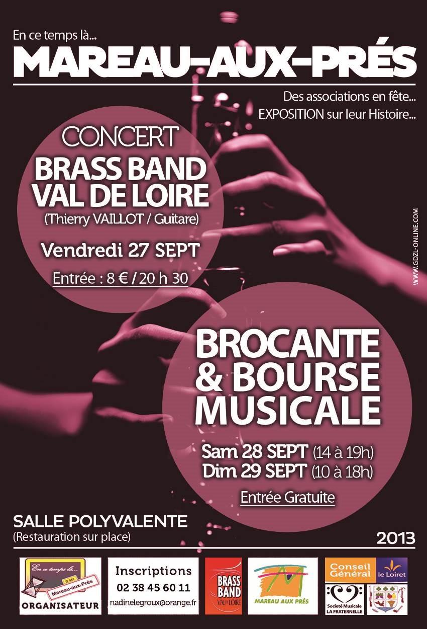 Brocante bourse musicale en salle vide grenier ext rieur for Bourse exterieur