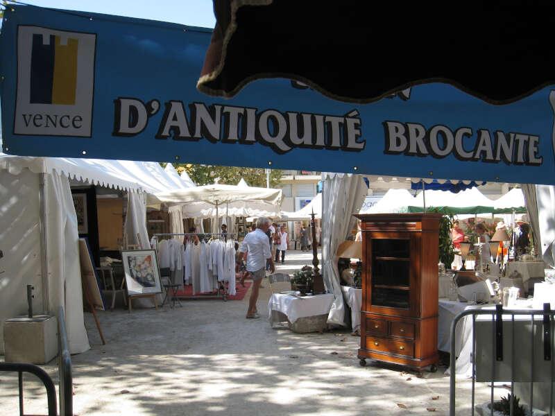 11 me salon antiquite brocante de vence vence salon antiquaires 6 - Salon antiquites brocante ...