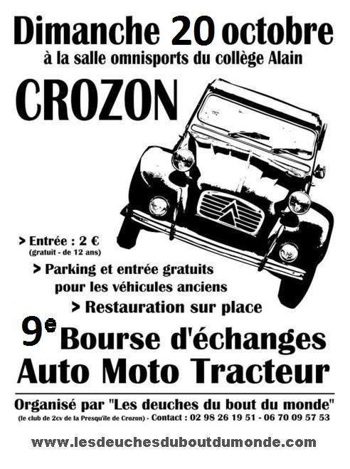 Bourse d 39 change autos motos tracteurs crozon bourse d for Bourse exterieur gratuit
