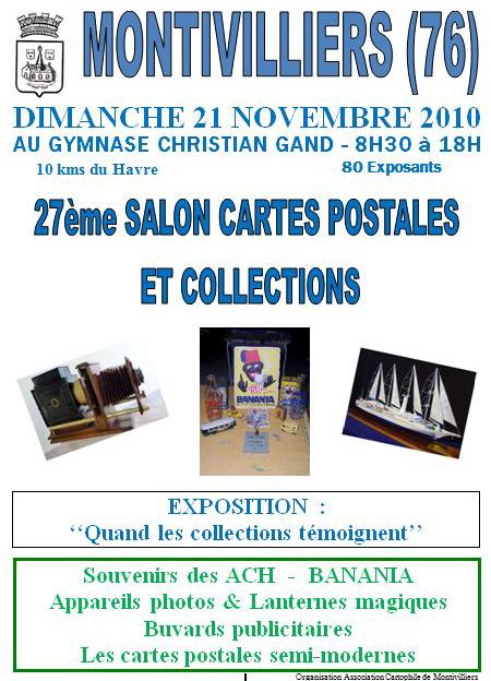 27 me salon cartes postales et collections montivilliers salon de collectionneurs 76. Black Bedroom Furniture Sets. Home Design Ideas