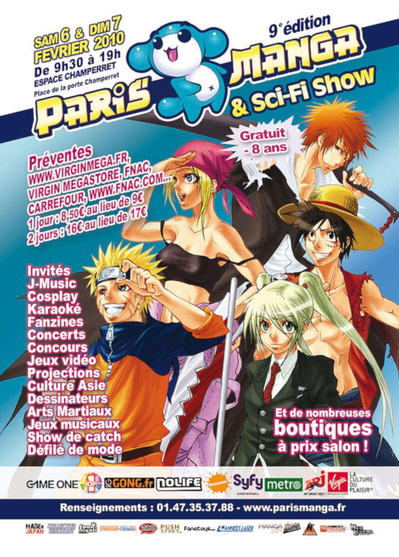 Salon paris manga paris salon de collectionneurs 75 for Salon manga paris