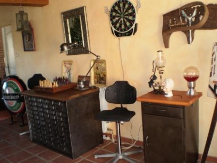 Nouvelle boutique en ligne meubles industriels toulouse - Meuble brocante en ligne ...