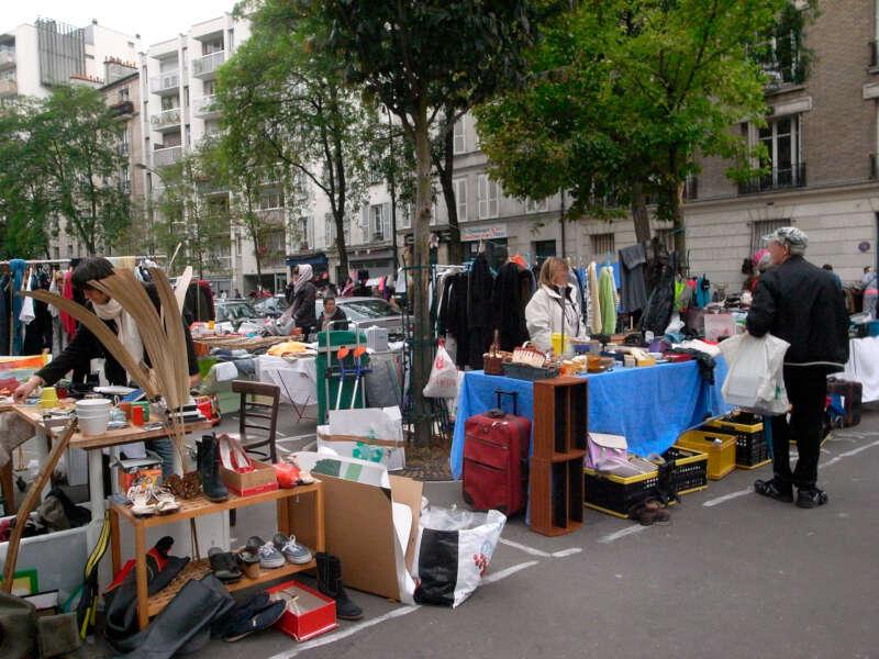 8e grand vide grenier solidaire rue pix r court 75020 - Vide grenier paris 20 ...