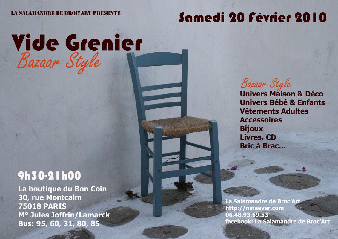 La boutique ph m re du bon coin paris vide greniers 75 - Vide grenier paris 20 ...