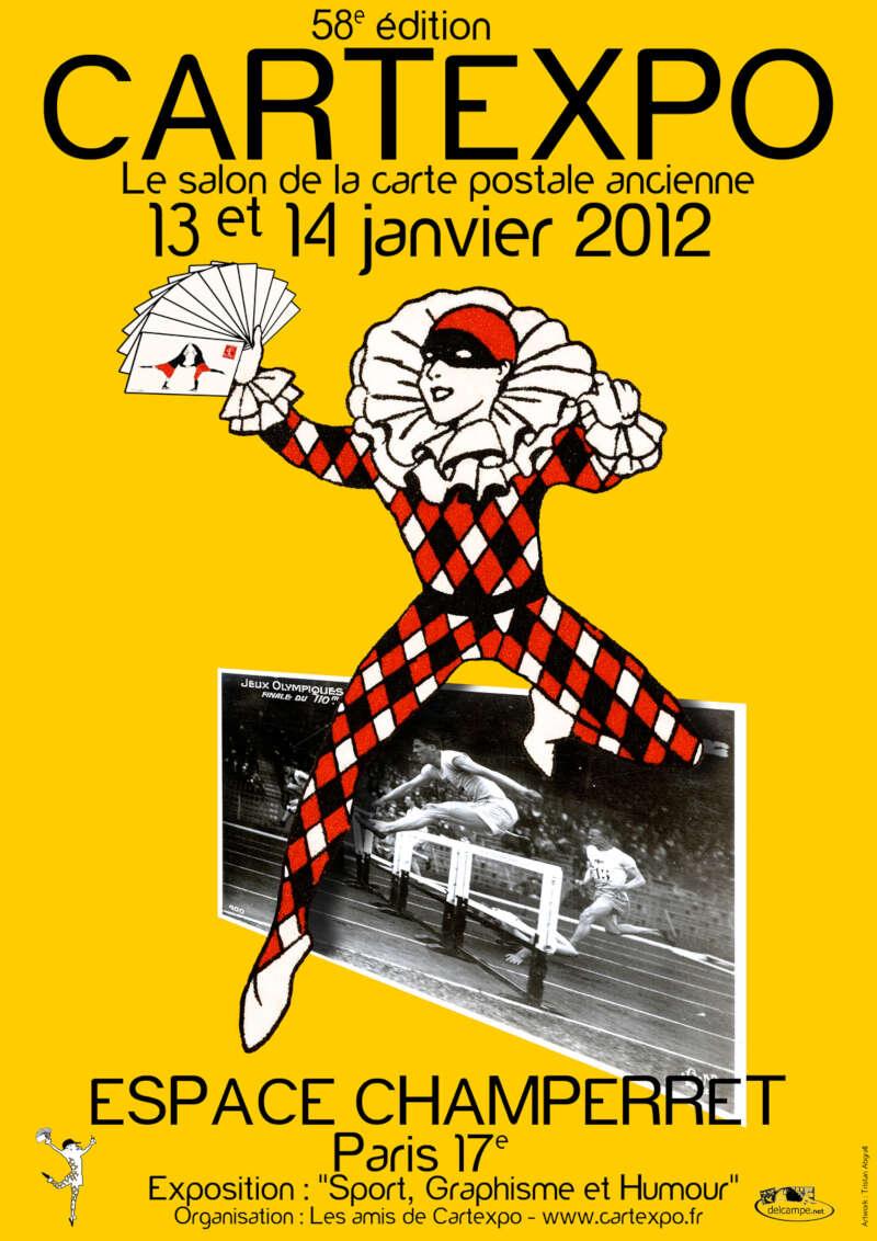 Cartexpo Le Salon de Carte Postale Ancienne à Paris Salon de collectionneurs 75