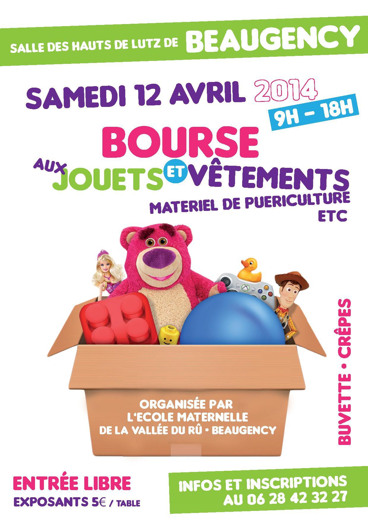 bourse aux jouets et aux vêtements à Beaugency Bourse aux vétements 45 a1701dbaae58